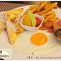 《台南》橋上‧看書 bRidge+ 早午餐 (32)