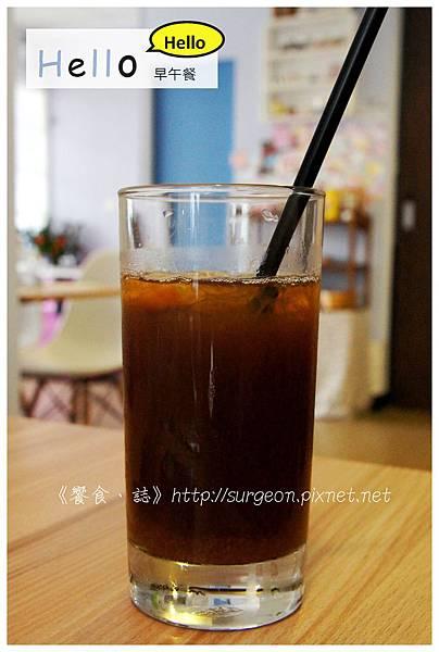 《台南》Hello Hello 廚房 早午餐 下午茶 (26)