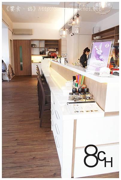 《台南》OCHO廚房 早午餐 咖啡 茶 (4)
