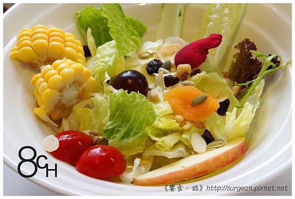 《台南》OCHO廚房 早午餐 咖啡 茶 (15)