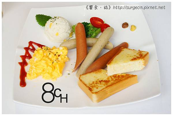 《台南》OCHO廚房 早午餐 咖啡 茶 (22)