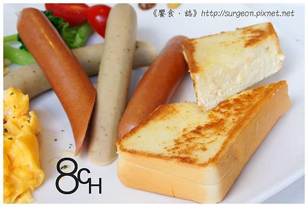 《台南》OCHO廚房 早午餐 咖啡 茶 (23)