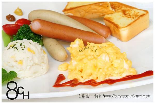 《台南》OCHO廚房 早午餐 咖啡 茶 (24)