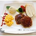 《台南》OCHO廚房 早午餐 咖啡 茶 (25)