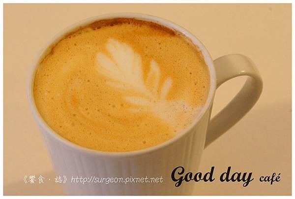 《台南》good day cafe 早午餐輕食 咖啡 (21)