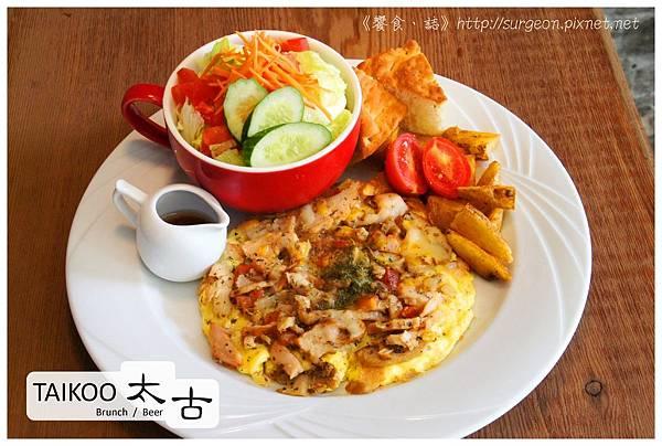 《台南》太古咖啡 TAIKOO 早午餐 啤酒 (27)