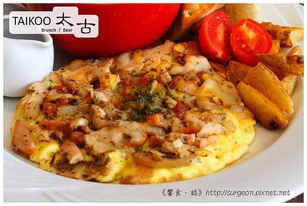 《台南》太古咖啡 TAIKOO 早午餐 啤酒 (28)