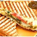 《台南》帕里諾咖啡 義式三明治 Panino cafe (1)