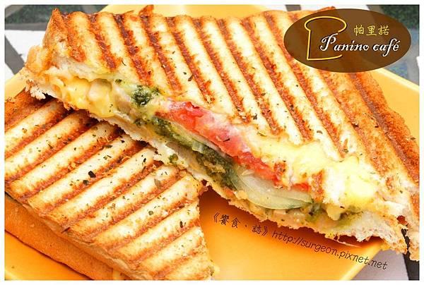 《台南》帕里諾咖啡 義式三明治 Panino cafe (10)