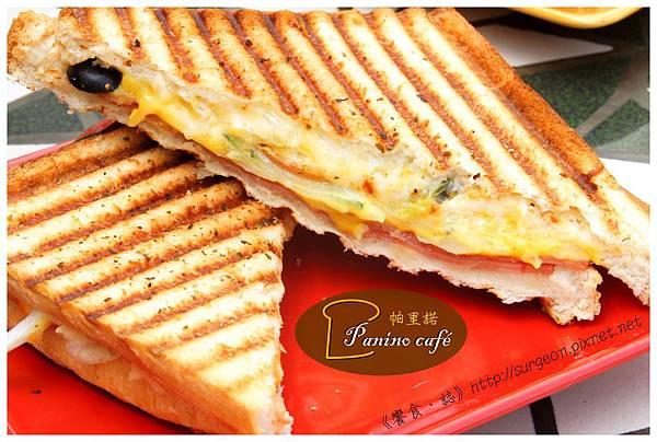 《台南》帕里諾咖啡 義式三明治 Panino cafe (14)