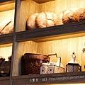《台南》巴黎波波 輕食館 麵包餐 三角吐司 (14)
