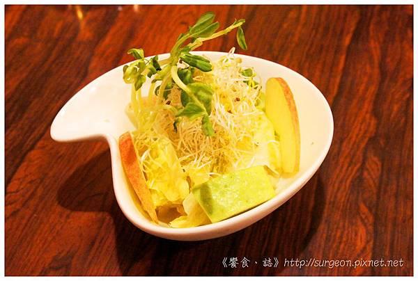 《台南》邦喬諾 義大利麵 燉飯 義式咖啡 (7)