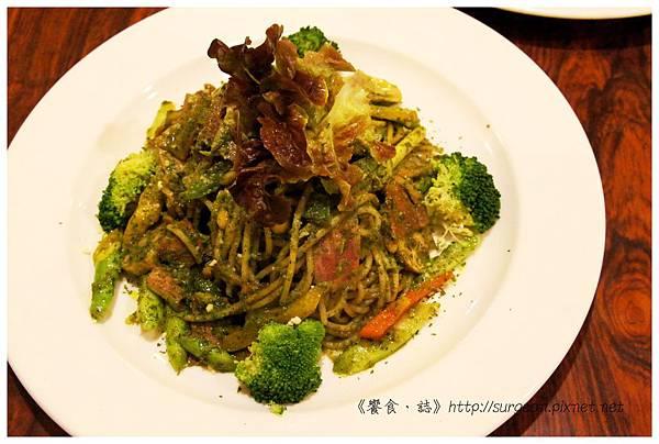 《台南》邦喬諾 義大利麵 燉飯 義式咖啡 (12)