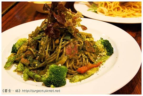 《台南》邦喬諾 義大利麵 燉飯 義式咖啡 (13)