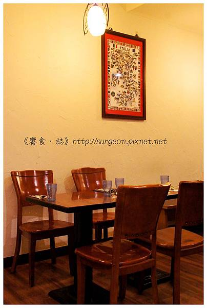 《台南》邦喬諾 義大利麵 燉飯 義式咖啡 (14)
