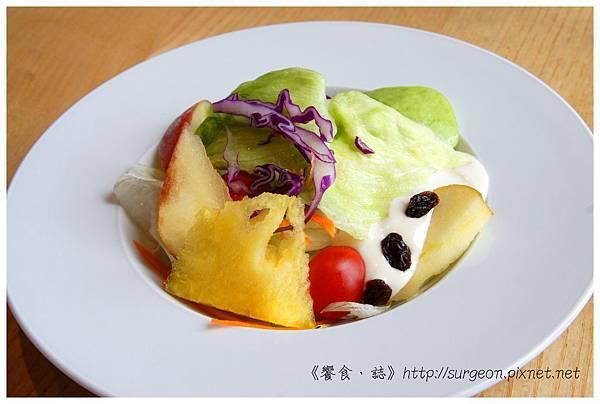 《台南》愛堤卡莎 早午餐 蜜糖吐司 排餐 燉飯 (10)