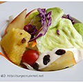 《台南》愛堤卡莎 早午餐 蜜糖吐司 排餐 燉飯 (11)