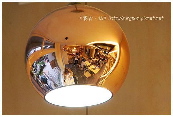 《台南》塗鴉空間 書店 早午餐 咖啡 甜點 (6)