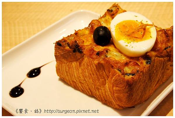《台南》CHADOR 早餐 咖啡 蜜糖吐司 (1)