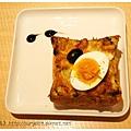 《台南》CHADOR 早餐 咖啡 蜜糖吐司 (25)