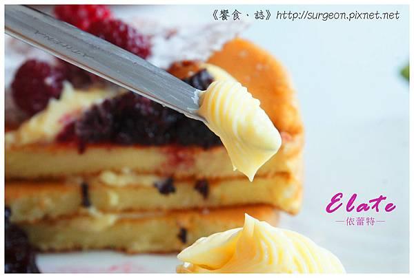 《台南》依蕾特 甜點 鬆餅 馬卡龍 冰淇淋 輕食 (27)