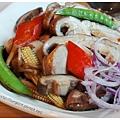 《台南》和洋響宴 蓋飯 火鍋 鮪魚料理  (1)