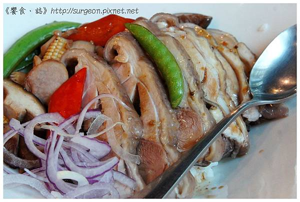 《台南》和洋響宴 蓋飯 火鍋 鮪魚料理  (5)