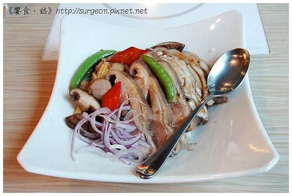 《台南》和洋響宴 蓋飯 火鍋 鮪魚料理  (7)