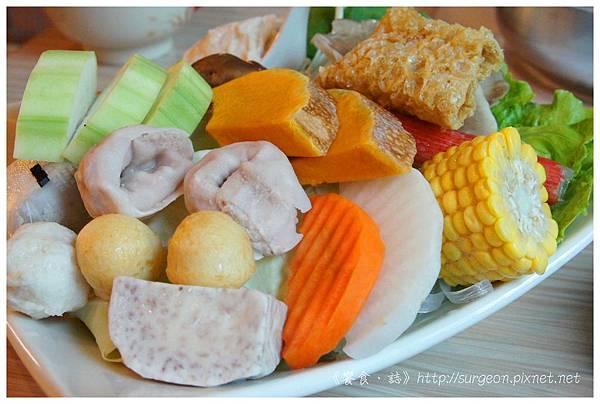 《台南》和洋響宴 蓋飯 火鍋 鮪魚料理  (10)