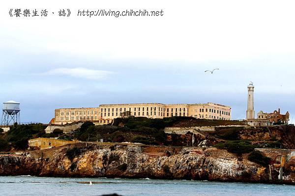 《美西公路自助旅行》惡魔島 Alcatraz (1)