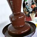瑞士 巧克力鍋.JPG