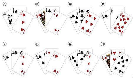 撲克牌占卜/惡魔情人指數多高