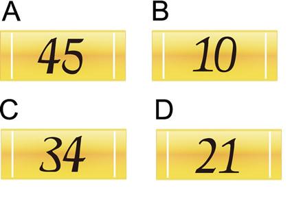 數字占卜/你很帶種嗎