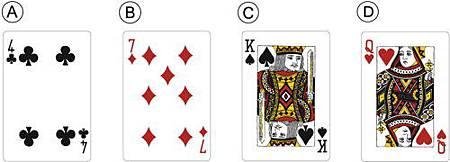 撲克牌占卜/你的霸道指數有多高