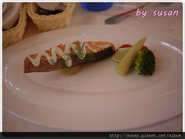 主菜~鮭魚