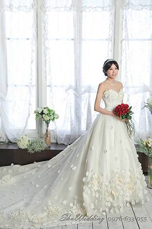 自助婚紗-舒涵