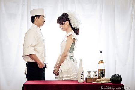 書琦 自助婚紗- 志剛 & Keiko