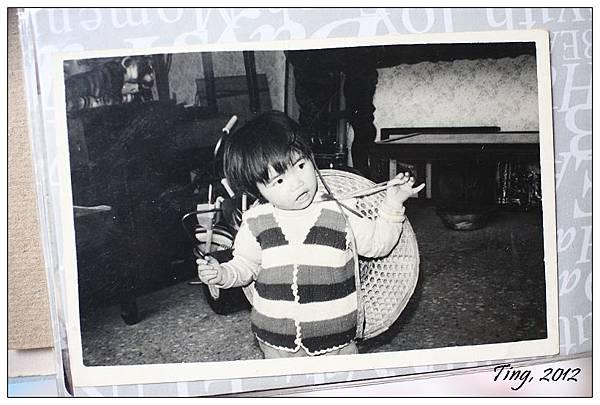 姑姑的老照片1