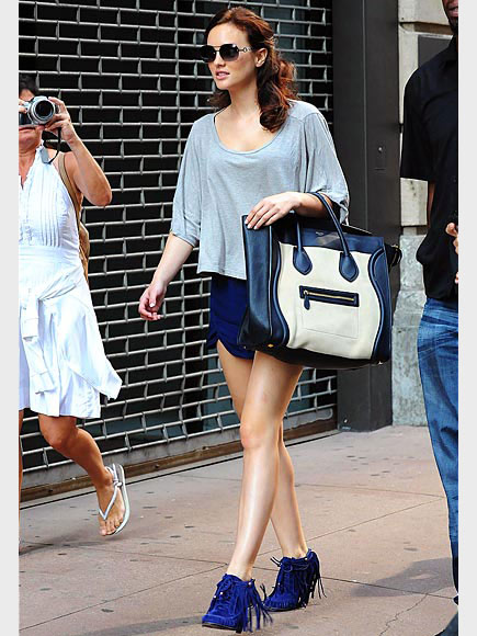leighton-meester-celine-luggage-bag