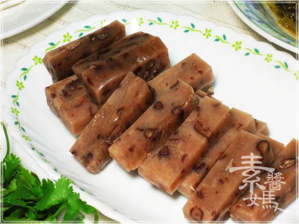 紅豆年糕變化料理 - 炸金條05.JPG