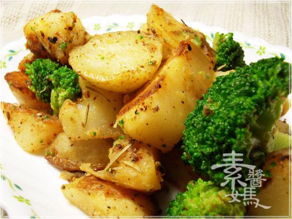 索拉斯最後歸宿旅店-歐提克的辣馬鈴薯13.jpg