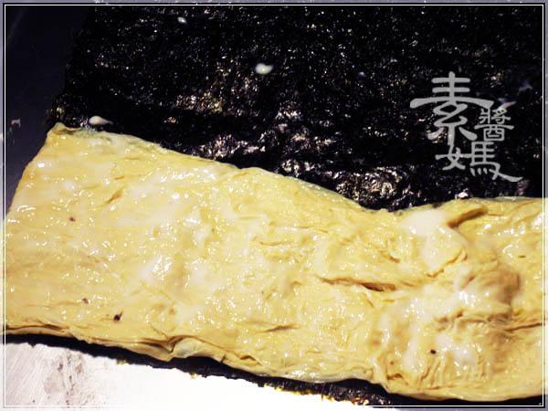 素食小菜 - 糖醋素小魚乾06.JPG