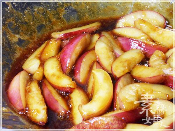 帥哥廚師到我家-肉桂糖粉法式吐司佐焦糖水蜜桃09.jpg