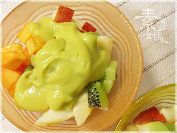 甜點-酪梨醬汁水果沙拉10.jpg