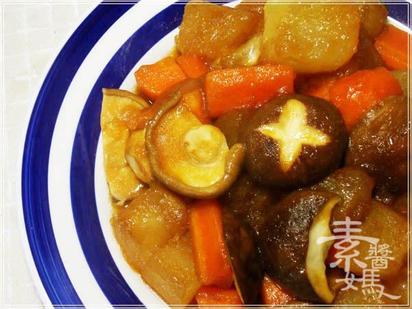 超簡單家常菜 - 紅燒冬瓜19.JPG