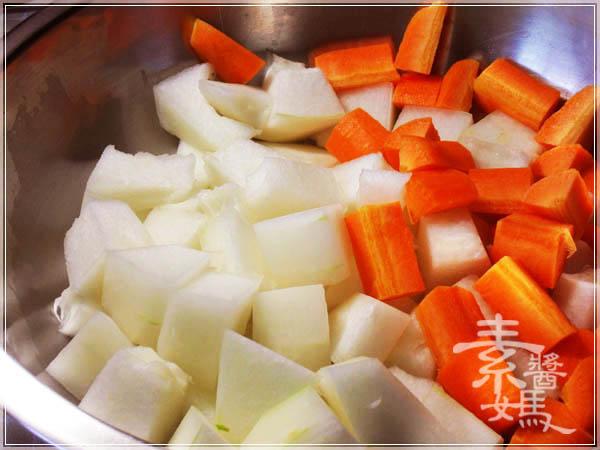 超簡單家常菜 - 紅燒冬瓜05.JPG