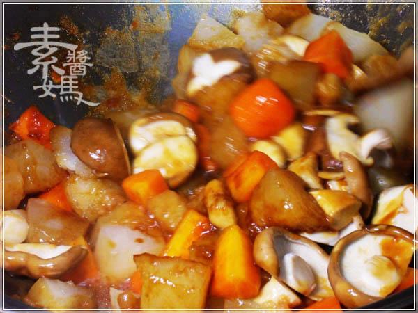 超簡單家常菜 - 紅燒冬瓜12.JPG