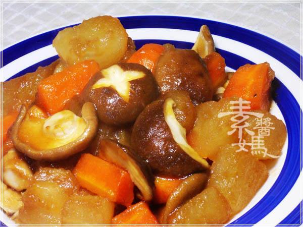 超簡單家常菜 - 紅燒冬瓜15.JPG