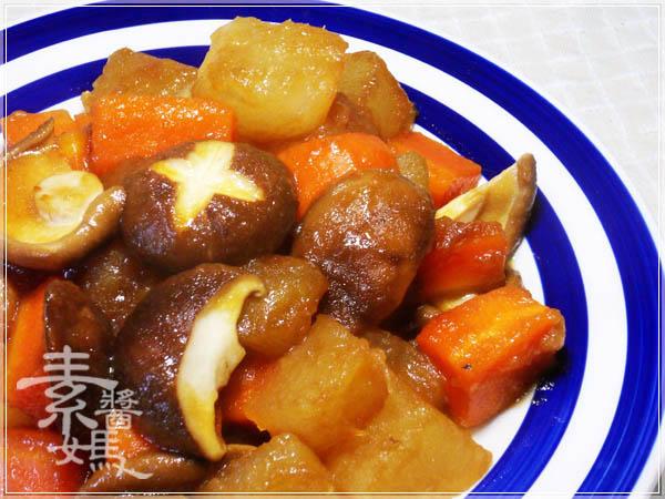 超簡單家常菜 - 紅燒冬瓜16.JPG