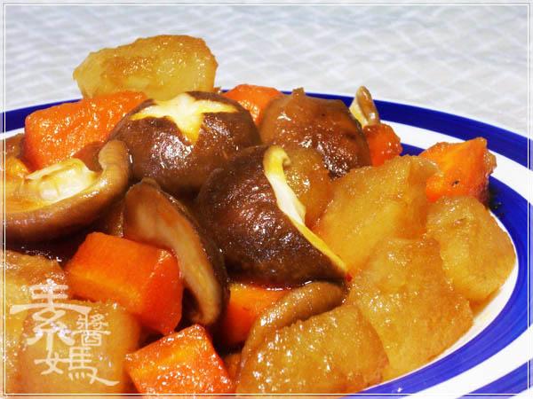 超簡單家常菜 - 紅燒冬瓜17.JPG